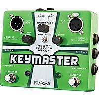 Pigtronix Keymaster Guitar Effects Loop Green