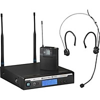 Electro-Voice R300 Headworn Wireless System In Case Band A