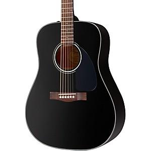 Fender Dg-60 Acoustic Guitar Black