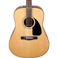 Fender Cd-60 Dreadnought Acoustic Guitar Natural