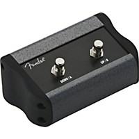 Fender 2-Button Footswitch For Mustang Amps Black