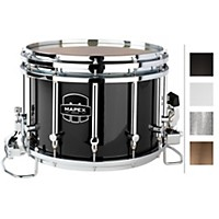 Mapex Quantum Agility Snare Drum 14 X 10 In. Gloss Black/Gloss Chrome Hardware