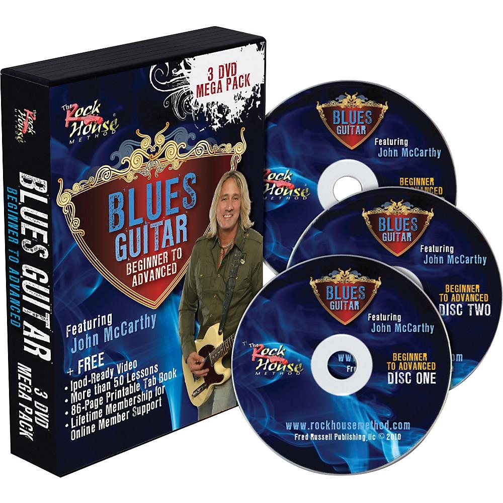 Rock House Blues 3 Dvd Mega Pack 1290447864379