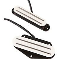 Jbe Pickups (Barden) Danny Gatton T-Style Tele Pickup Set White