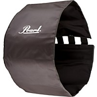 Pearl Marching Bd Rehearsal Cover Gray 20 In.