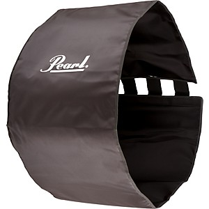 Pearl Marching Bd Rehearsal Cover Gray 28 In.