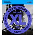 D'Addario EXL115 Nickel Blues/Jazz Electric Guitar Strings Single-Pack
