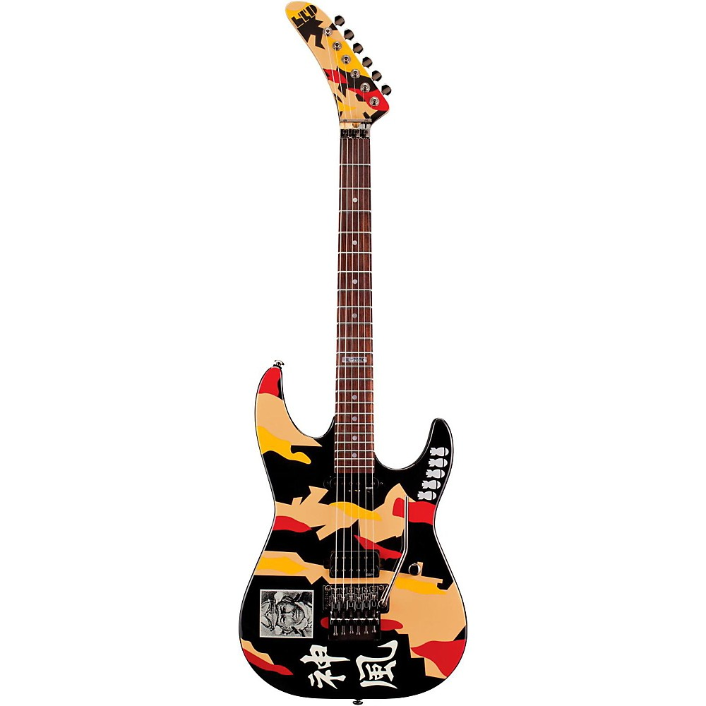 ESP LTD GL-200K Electric Guitar Graphic 1294516231311