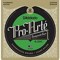 D'addario Ej25c Pro-Arte Composites Flamenco  ...