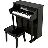 Schoenhut 25- Key Traditional Spinet Black