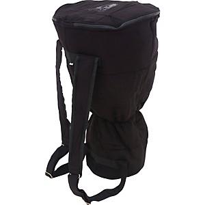 Toca Djembe Bag And Shoulder Harness 10 In. Black
