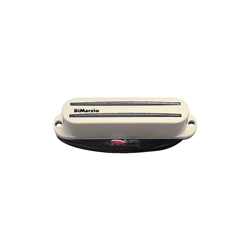 DiMarzio DP189 Tone Zone S Strat Humbucker Pickup Black 1306015597618