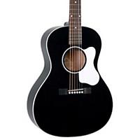 The Loar L0-16 Acoustic Guitar Black