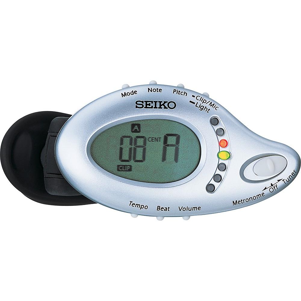 Seiko STMX1 Clip-on Tuner/Metronome 1299721497610