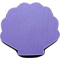 Otto Musica Artino Magic Pad For Violin / Viola Purple Shell Shape