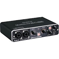 Roland Quad Capture Usb 2.0 Audio Interface