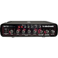 Tc Electronic Rh750 750W Bass Amp  ...