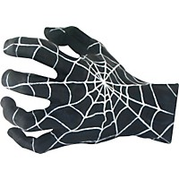 Grip Studios Spidey Airbrushed Spider Webs Custom Guitar Hanger Right Hand Model