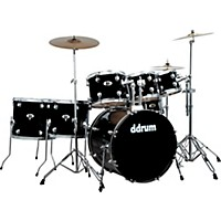 Ddrum D2 7-Piece Drum Set With Free Sabian  ...