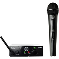 Akg Wms 40 Mini Vocal Wireless System Band C