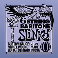 Ernie Ball 2839 Baritone Electric Guitar  ...