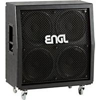 Engl Standard Slanted E412ss 4X12 Guitar Speaker Cabinet 240W Black Grill