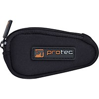 Protec N202 Neoprene Series French Horn Mouthpiece Pouch With Zipper N202 Black