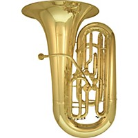 Kanstul Model 66-S 4/4 Eeb Side Action Concert Tuba 66-S Lacquer