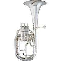 Kanstul 941 Series Eb Tenor Horn 941-2 Silver