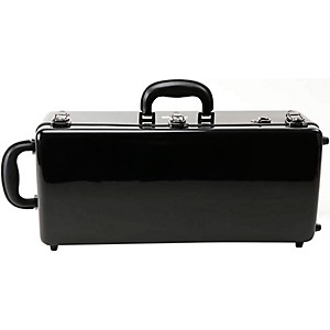 J. Winter Ce 175 Jw Eastman Series Fiberglass Double Trumpet Case Ce 175 B Black