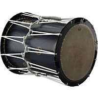 Remo Katsugi Okedaiko Rope-Tuned Drum With  ...