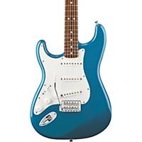 Fender Standard Stratocaster Left Handed  Electric Guitar Lake Placid Blue Rosewood Fretboard