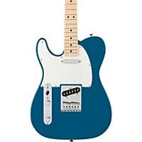 Fender Standard Telecaster Left Handed  Electric Guitar Lake Placid Blue Gloss Maple Fretboard