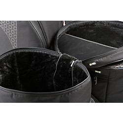 Road Runner Touring Drum Bag Black 18X20