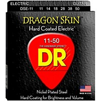 Dr Strings Dse-11 Dragon Skin Coated Heavy  ...