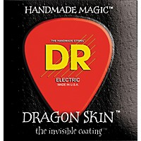 Dr Strings Dsb6-30 Dragon Skin Coated Medium  ...
