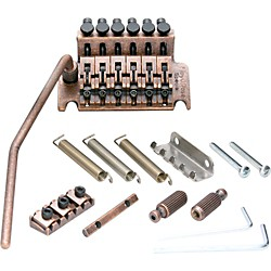 Floyd Rose Special Series Tremolo Bridge With R2 Nut Antique Bronze
