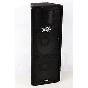Peavey Pv215d Dual 15In Powered Speaker 888365210032