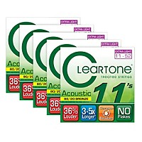 Cleartone 80/20 Bronze Coated Acoustic  ...