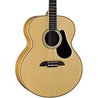 Alvarez Artist Series Aj80 Jumbo Guitar Natural