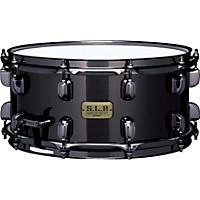 Tama S.L.P. Black Brass Snare Drum 14 X 6.5  ...