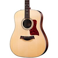 Taylor 210E Rosewood/Spruce Dreadnought Acoustic-Electric Guitar Natural