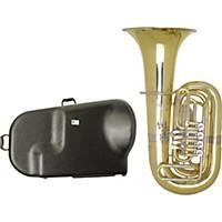 Miraphone 187 Series 4-Valve Bbb Tuba With Hard Case