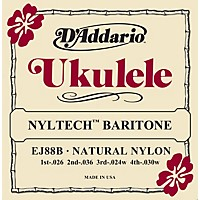 D'addario D Addario Ej88b Nyltech Baritone  ...