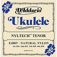 D'addario Ej88t Nyltech Tenor Ukulele  ...