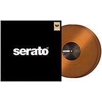 Serato Control Vinyl Chocolate Brown Chocolate Brown