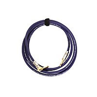 Lava Ultramafic Instrument Cable Straight To Right Angle 10 Ft.