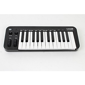 Line 6 Mobile Keys 25 Premium Keyboard Controller For Mobile Devices Black 888365383590