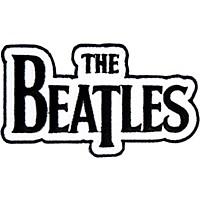 C&D Visionary Beatles Logo Patch