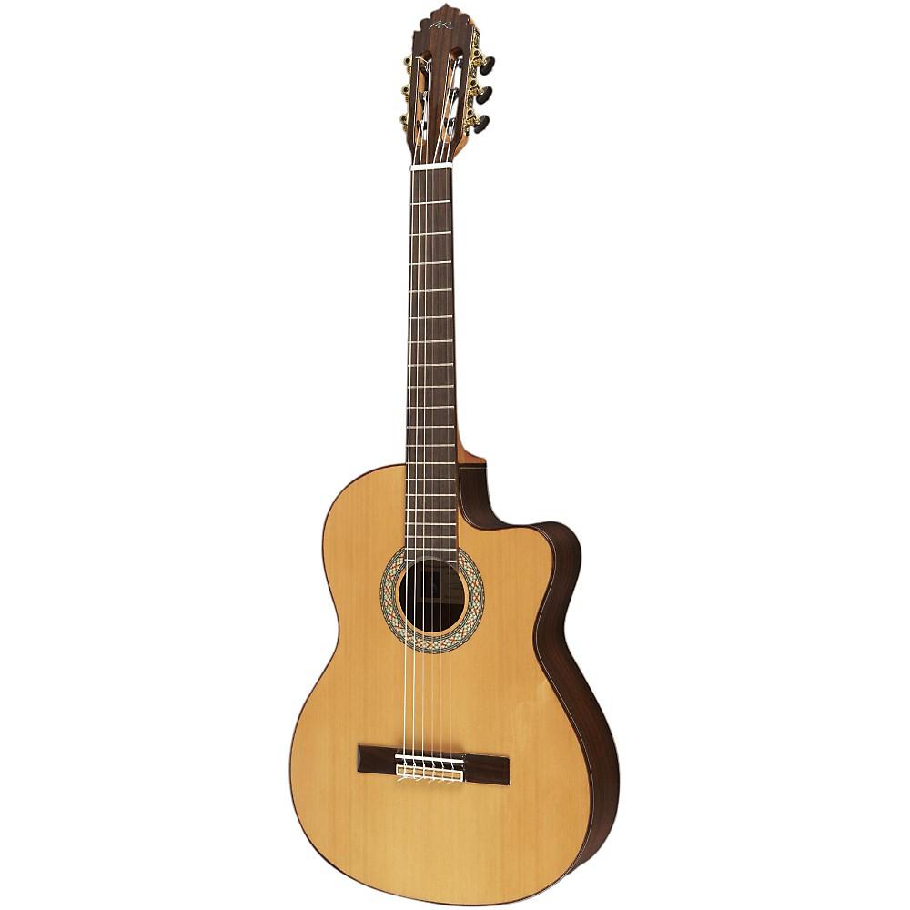 Manuel Rodriguez Acev Cutaway Guitar 1312645314337